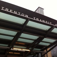 Photo taken at NJT - Trenton Transit Center (NEC) by Raquel H. on 12/20/2012