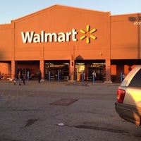 Photo taken at Walmart by Scottaliano on 11/10/2013