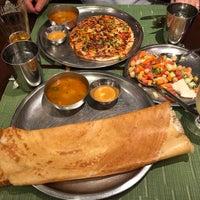 Снимок сделан в Pongal Kosher South Indian Vegetarian Restaurant пользователем Maria S. 7/4/2018