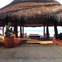 Photo taken at Las Alamandas by Denis U. on 8/2/2014