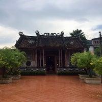 Photo taken at ศาลเจ้าแม่กวนอิมเกียนอันเกง (Kian Un Keng Shrine) 恩很好 by Pat W. on 10/1/2017