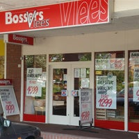 Photo taken at Bossers Vlees by Laurens on 12/5/2013