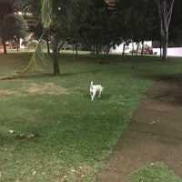 Photo taken at Praça dos Cachorros by Glaucia S. on 3/6/2017