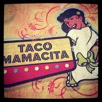 Photo taken at Taco Mamacita by Jonathan F. on 6/9/2013