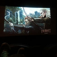 Photo taken at Cineplanet 16 by Ashley G. on 1/26/2014