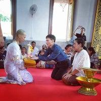 Photo taken at วัดบวรมงคลราชวรวิหาร by bosskung on 11/20/2016