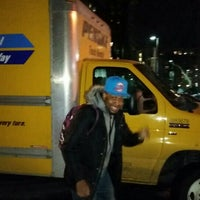 Photo taken at Harlem Self Storage by Marvin W. on 1/30/2016