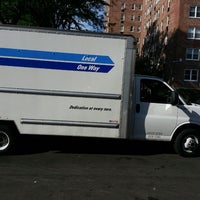 Photo taken at Harlem Self Storage by Marvin W. on 7/27/2013