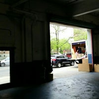 Photo taken at Harlem Self Storage by Marvin W. on 5/11/2015