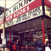 Photo taken at Powell's City of Books by Robert S. on 11/24/2012
