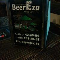 Снимок сделан в BeerEza пользователем Павел Д. 7/5/2014