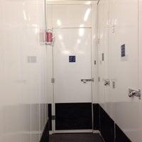 Photo taken at Manhattan Mini Storage by Johan S. on 11/24/2013
