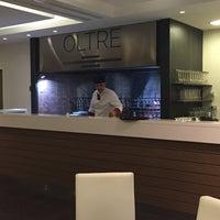 Foto scattata a Oltre Lounge Restaurant Cafè da Antonio P. il 2/28/2015