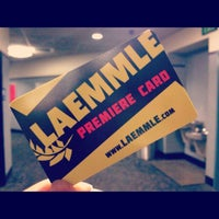 Photo taken at Laemmle Claremont 5 by Gaile D. on 10/4/2012