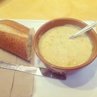 Photo taken at Panera Bread by Gaile D. on 1/1/2014