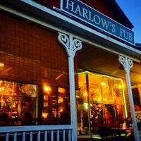 Photo taken at Harlows Pub by Jeremy M. on 6/7/2014