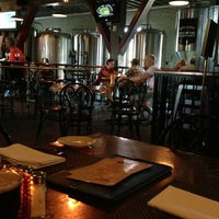Photo taken at Lancaster Brewing Company by valenti m. on 7/18/2013