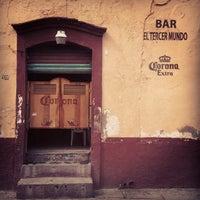 Photo taken at Bar El 3er Mundo by Rafael V. on 7/2/2014