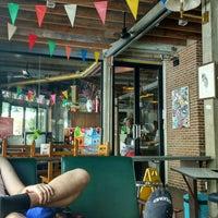 10/8/2016 tarihinde Isadora T.ziyaretçi tarafından Here Hostel'de çekilen fotoğraf