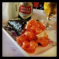 Photo taken at SuShiBar Mallet Grill by Laércio G. on 2/3/2014