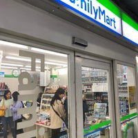 Photo taken at FamilyMart by TJ on 5/25/2018