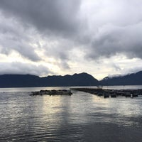 Photo taken at Danau Maninjau by TJ on 11/3/2016