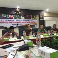 Photo taken at Dinas Pertanian Provinsi Jawa Timur by Ery W. on 5/3/2016