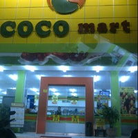 Photo taken at Coco Mart by Ery W. on 8/30/2013