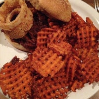 Photo taken at Binkley's Kitchen & Bar by Meghan M. on 10/20/2012
