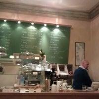 Photo taken at Café Bohne by Heiko L. on 1/1/2013