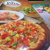 Photo taken at The Pizza Company by 「 SAL 」 on 4/17/2014