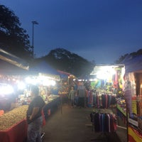 Photo taken at Pasar Malam Port Dickson by Ery M. on 10/22/2016
