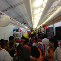Photo taken at Visit Malaysia Year 2014 Promotional Campaign Launching by IbnMulk on 1/19/2013