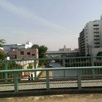 Photo taken at 南北橋 by Akihiro T. on 5/16/2013