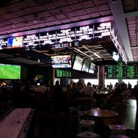 Photo taken at Race & Sports Book by Christina B. on 9/11/2017