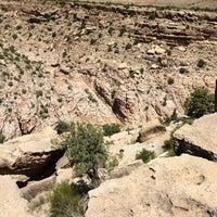 Photo taken at Black Dragon Canyon View Area by Robin W. on 7/4/2016
