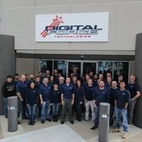 Photo taken at Digital Force Technologies by Brian V. on 1/4/2016