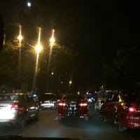 Photo taken at Dr. A. Santos Avenue (Sucat Road) by fayte g. on 10/25/2015