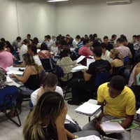 Photo taken at UniProjeção by Matheus P. on 10/4/2012
