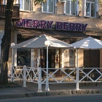 Photo taken at Merry Berry by Chocolate on 10/5/2012