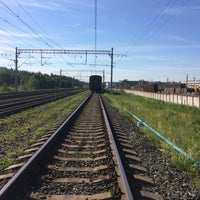 Photo taken at Решетниково by Владимир П. on 6/27/2018