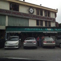 Photo taken at Restoran Original Penang Kayu Nasi Kandar by Ajay on 12/24/2012