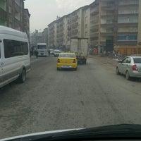 Photo taken at Cumhuriyet Caddesi by Fedli . on 12/12/2016