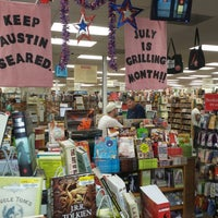 Photo taken at Half Price Books by Chris on 7/7/2013