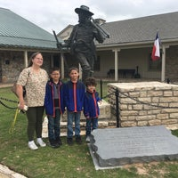Photo taken at Texas Ranger Hall of Fame and Museum by Chris on 3/16/2017