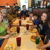 Photo taken at Cicis by Chris on 4/23/2016