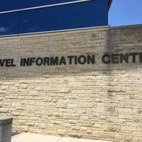 Photo taken at Kansas Travel Information Center by Chris on 7/5/2016
