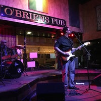 Photo taken at O'Briens Irish Pub by Chris on 2/26/2017