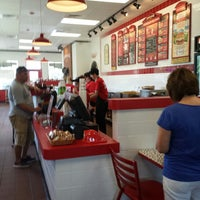 Photo taken at Firehouse Subs by Chris on 7/29/2013