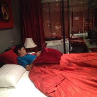 Photo taken at Absolute Bangla Suites, Phuket by Kantaleeyar T. on 10/8/2014